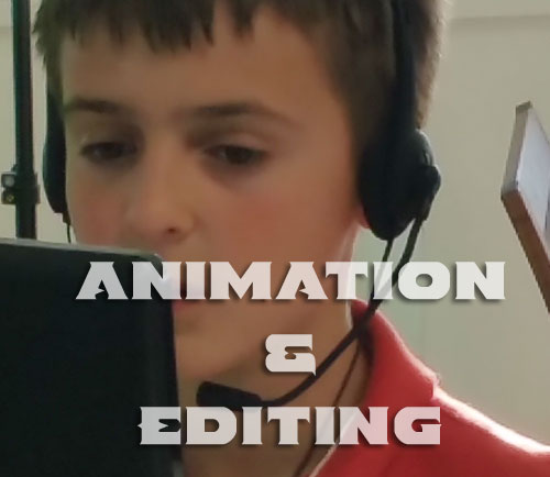 stop motion animation class